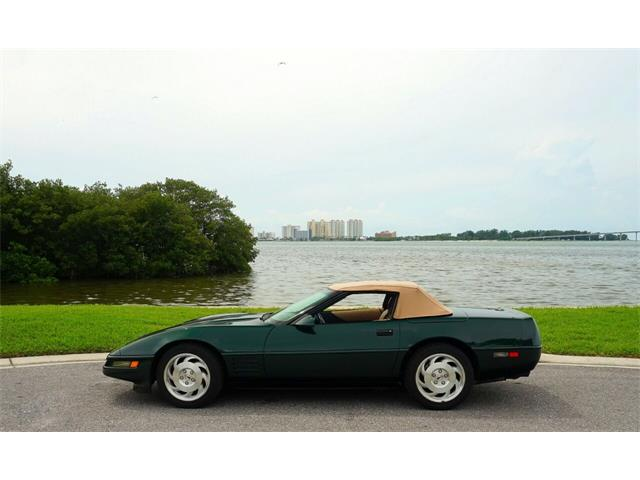 1994 Chevrolet Corvette (CC-1532454) for sale in Clearwater, Florida