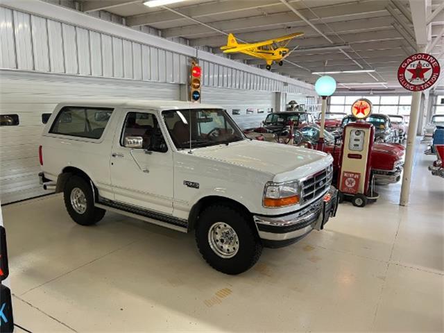 1995 Ford Bronco (CC-1532455) for sale in Columbus, Ohio