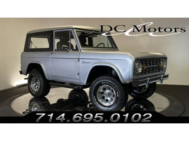 1972 Ford Bronco (CC-1532457) for sale in Anaheim, California