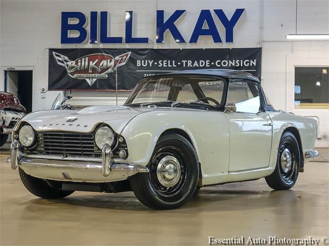 1965 Triumph TR4 (CC-1532459) for sale in Downers Grove, Illinois