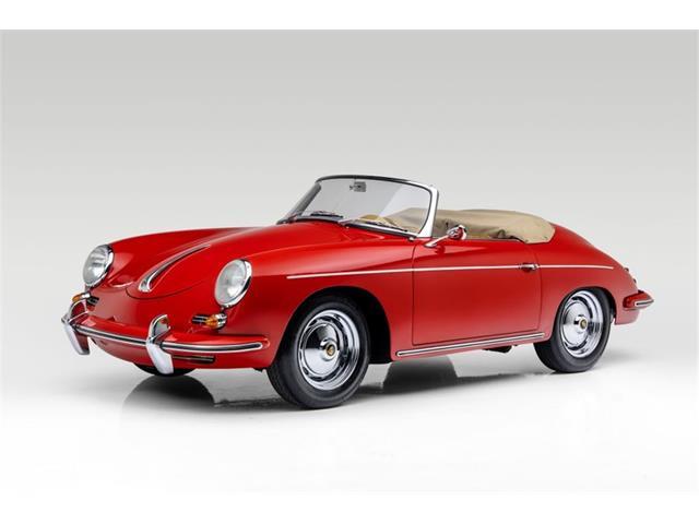 1960 Porsche 356B (CC-1532464) for sale in Costa Mesa, California