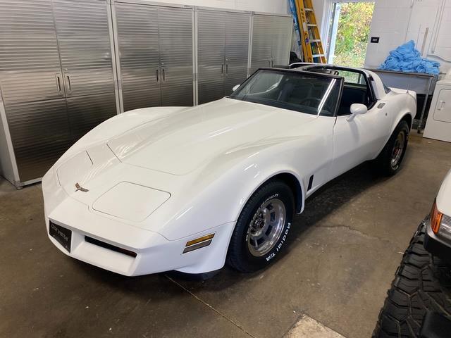 1980 Chevrolet Corvette (CC-1532466) for sale in Shelby Township, Michigan