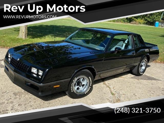 1985 Chevrolet Monte Carlo (CC-1532467) for sale in Shelby Township, Michigan