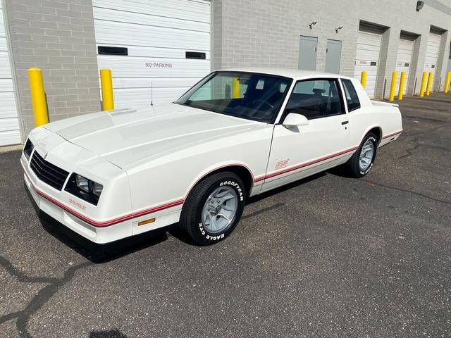 1988 Chevrolet Monte Carlo (CC-1532468) for sale in Shelby Township, Michigan