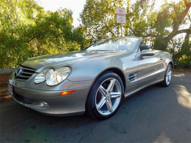 2005 Mercedes-Benz SL-Class (CC-1532469) for sale in Santa Barbara, California