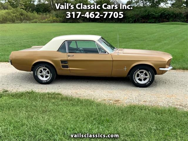 1967 Ford Mustang (CC-1530247) for sale in Greenfield, Indiana