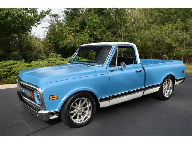 1972 Chevrolet C10 (CC-1532472) for sale in Elkhart, Indiana