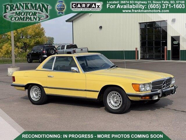 1973 Mercedes-Benz 400-Class (CC-1532476) for sale in Sioux Falls, South Dakota
