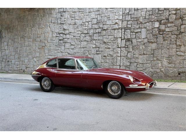 1968 Jaguar E-Type (CC-1532479) for sale in Atlanta, Georgia