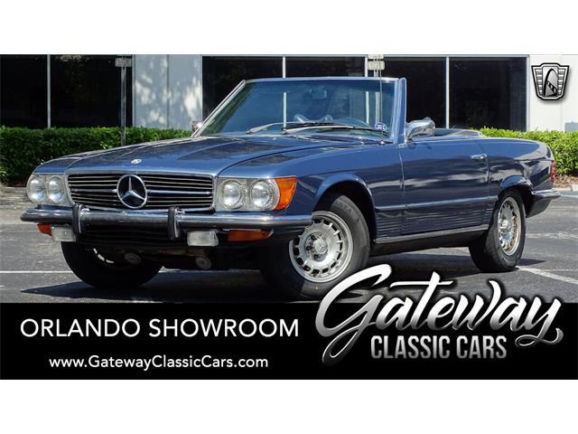 1973 Mercedes-Benz 450SL (CC-1532484) for sale in O'Fallon, Illinois