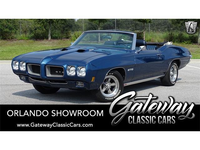 1970 Pontiac GTO (CC-1532490) for sale in O'Fallon, Illinois