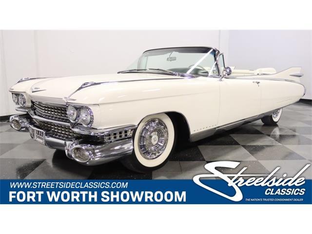1959 Cadillac Eldorado (CC-1530025) for sale in Ft Worth, Texas
