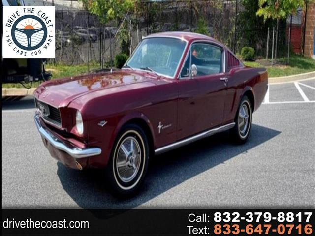 1966 Ford Mustang (CC-1532504) for sale in Santa Rosa, Florida