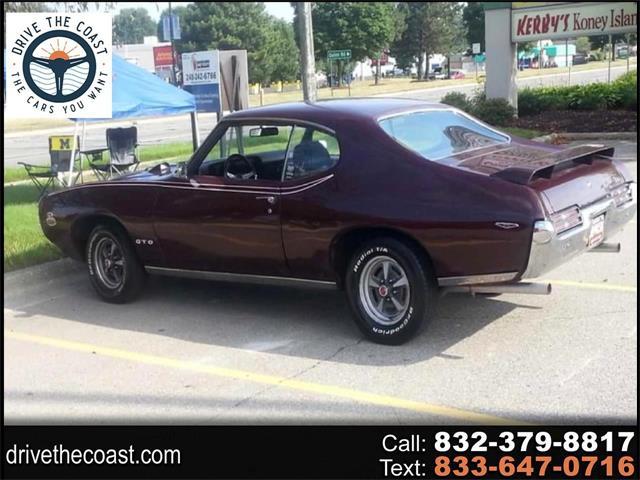 1969 Pontiac GTO (CC-1532505) for sale in Santa Rosa, Florida