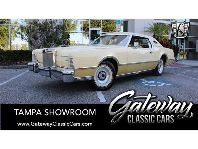 1976 Lincoln Continental (CC-1532511) for sale in O'Fallon, Illinois