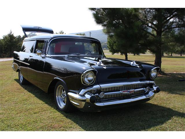 1957 Chevrolet Sedan Delivery (CC-1532518) for sale in Prairie Grove, Arkansas