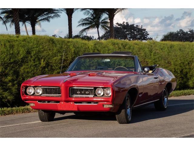 1968 Pontiac GTO (CC-1530253) for sale in Delray Beach, Florida