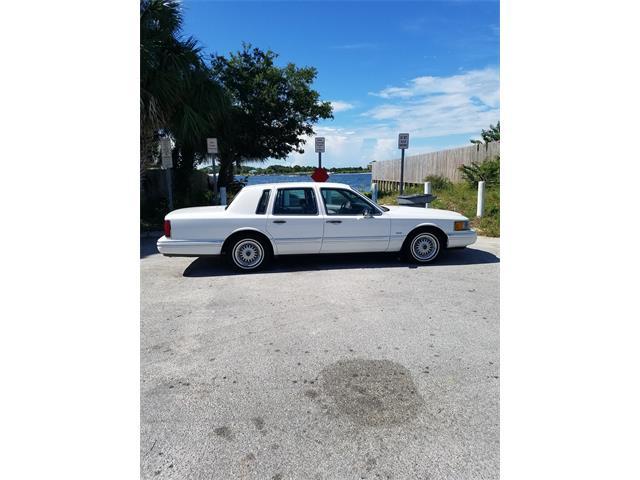 1994 Lincoln Town Car (CC-1532533) for sale in Fort Walton beach, Florida