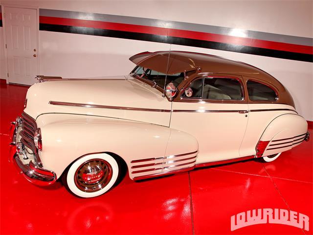 1946 Chevrolet Fleetline (CC-1532538) for sale in Lincoln, California