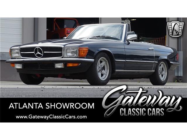 1984 Mercedes-Benz 500SL (CC-1532544) for sale in O'Fallon, Illinois