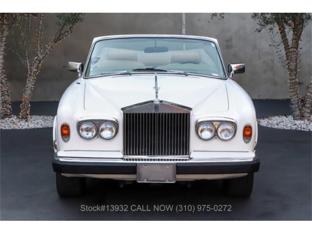 1983 Rolls-Royce Corniche (CC-1532546) for sale in Beverly Hills, California