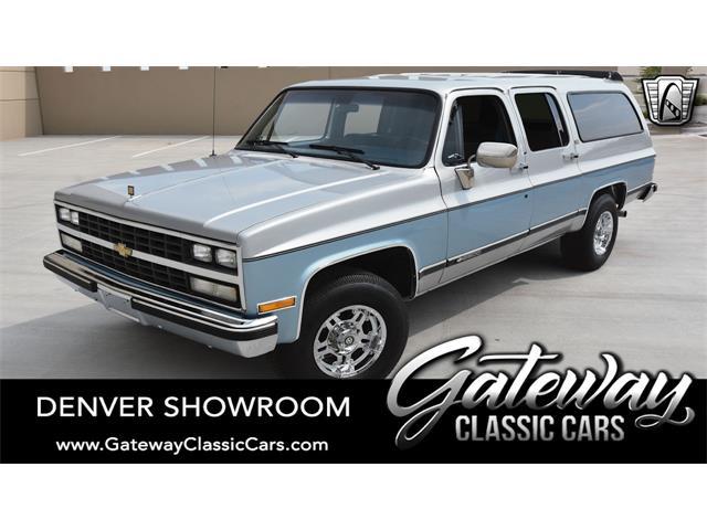 1989 Chevrolet Suburban (CC-1532547) for sale in O'Fallon, Illinois