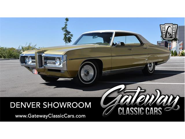 1969 Pontiac Bonneville (CC-1532557) for sale in O'Fallon, Illinois