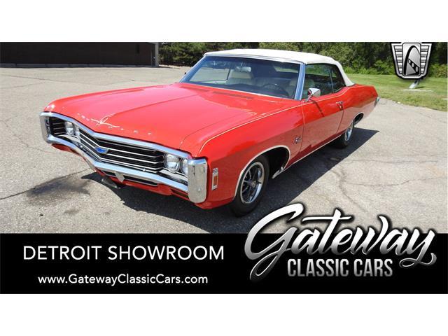 1969 Chevrolet Impala (CC-1532562) for sale in O'Fallon, Illinois