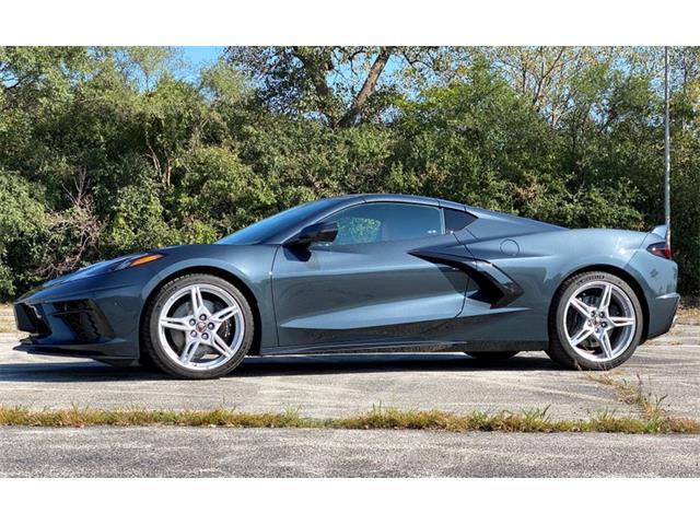 2021 Chevrolet Corvette (CC-1532566) for sale in Alsip, Illinois