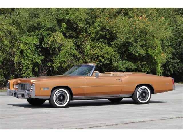 1976 Cadillac Eldorado (CC-1532567) for sale in Alsip, Illinois