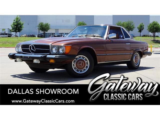1977 Mercedes-Benz 450SL (CC-1532570) for sale in O'Fallon, Illinois
