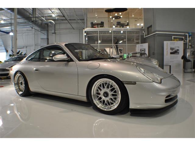 2002 Porsche 911 (CC-1532574) for sale in Charlotte, North Carolina