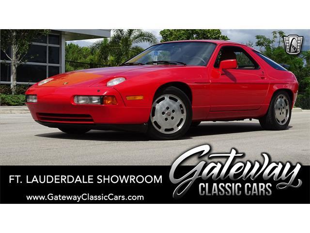 1988 Porsche 928 (CC-1532579) for sale in O'Fallon, Illinois
