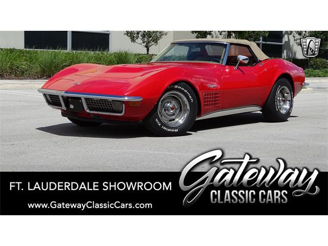 1970 Chevrolet Corvette (CC-1532581) for sale in O'Fallon, Illinois
