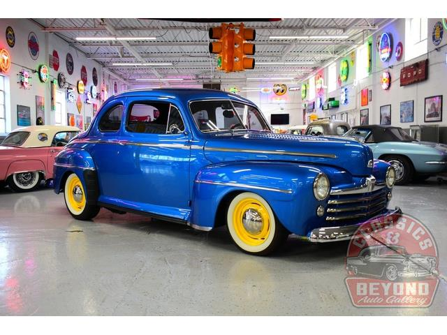 1948 Ford Coupe (CC-1532583) for sale in Wayne, Michigan