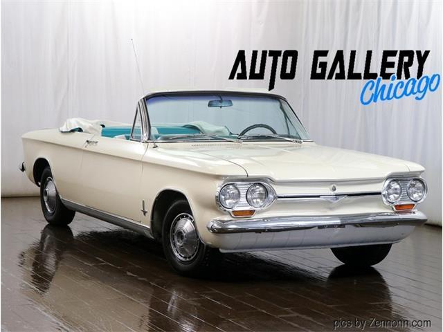 1964 Chevrolet Corvair Monza (CC-1532588) for sale in Addison, Illinois