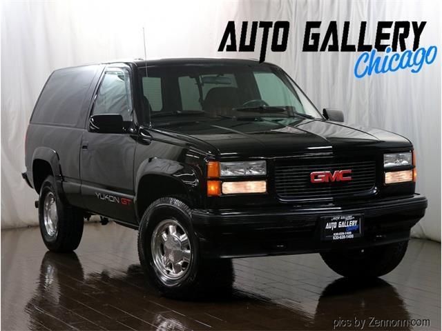 1994 GMC Yukon (CC-1532590) for sale in Addison, Illinois