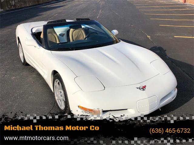 1998 Chevrolet Corvette (CC-1532598) for sale in Saint Charles, Missouri