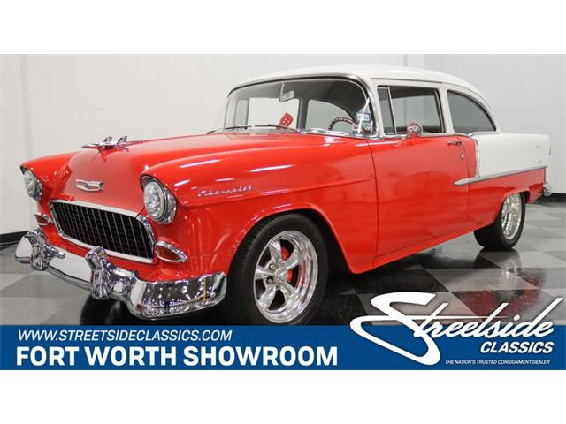 1955 Chevrolet 210 (CC-1530026) for sale in Ft Worth, Texas