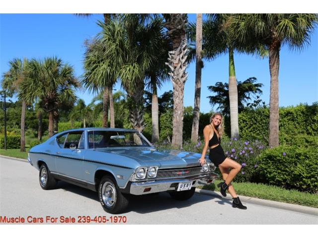 1968 Chevrolet Chevelle Malibu (CC-1530260) for sale in Fort Myers, Florida