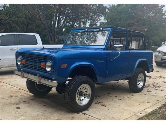 1977 Ford Bronco (CC-1532607) for sale in Cornelius, North Carolina