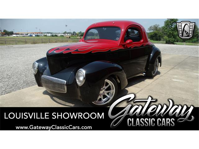 1941 Willys Coupe (CC-1532616) for sale in O'Fallon, Illinois