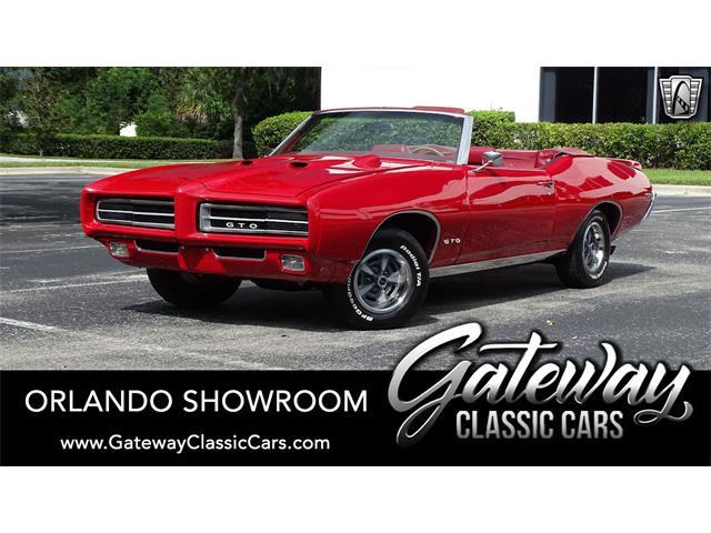 1969 Pontiac GTO (CC-1530264) for sale in O'Fallon, Illinois