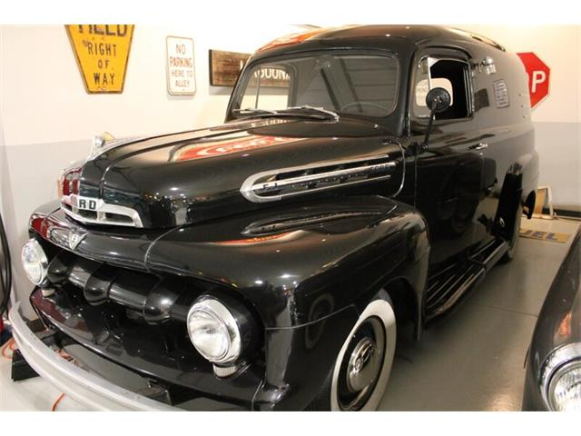 1951 Ford F1 (CC-1530265) for sale in Fort Wayne, Indiana