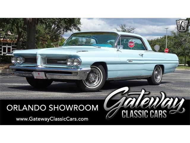 1962 Pontiac Grand Prix (CC-1532658) for sale in O'Fallon, Illinois
