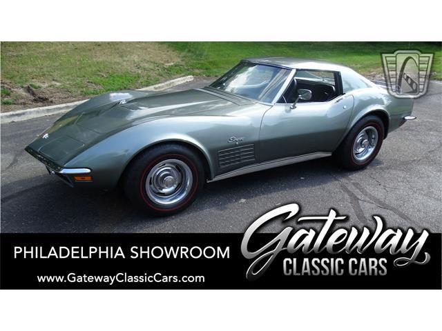 1971 Chevrolet Corvette (CC-1532661) for sale in O'Fallon, Illinois
