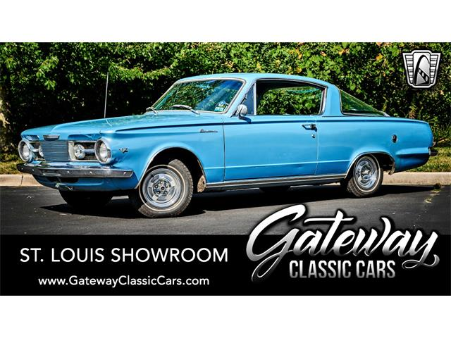 1964 Plymouth Barracuda (CC-1532674) for sale in O'Fallon, Illinois