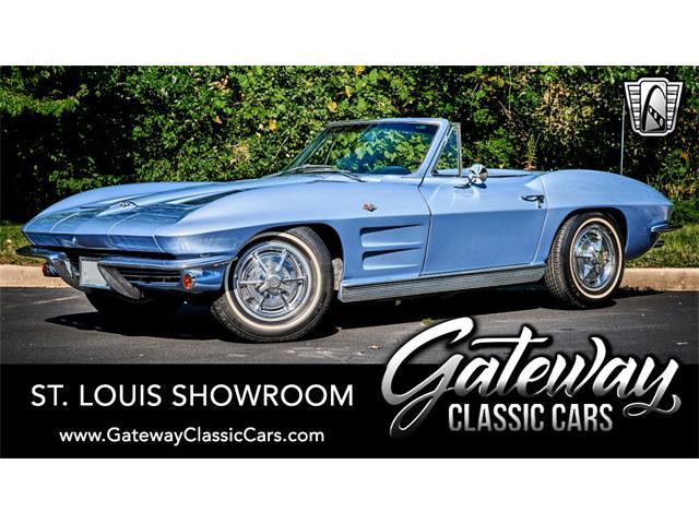 1963 Chevrolet Corvette (CC-1532676) for sale in O'Fallon, Illinois
