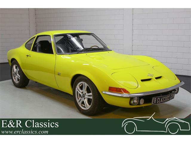 1969 Opel GT (CC-1532679) for sale in Waalwijk, [nl] Pays-Bas