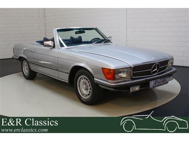 1980 Mercedes-Benz 280SL (CC-1532684) for sale in Waalwijk, Noord Brabant
